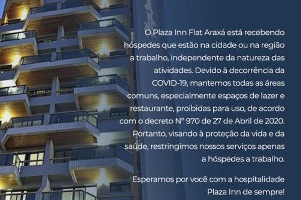 Plaza Inn Flat Araxa - 22