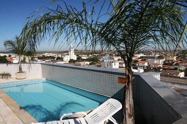 Plaza Inn Flat Araxa - фото 23
