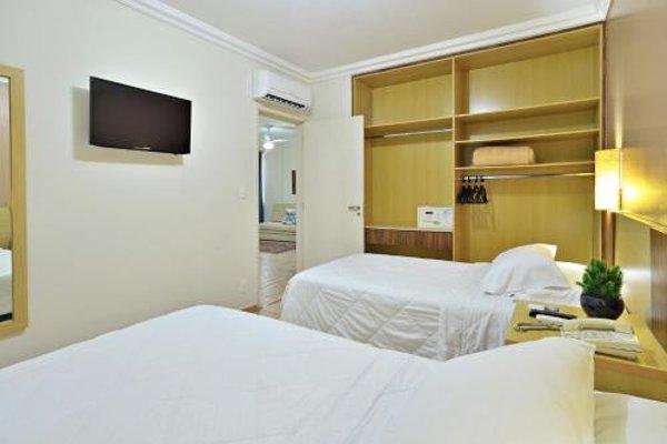 Plaza Inn Flat Araxa - 3