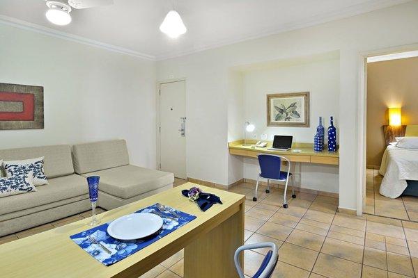 Plaza Inn Flat Araxa - 4