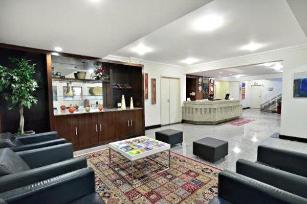 Plaza Inn Flat Araxa - 5