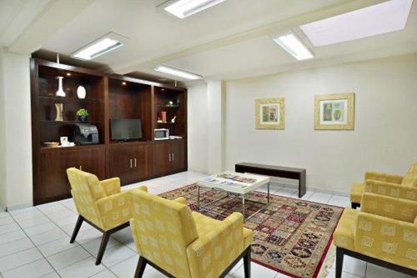 Plaza Inn Flat Araxa - 6