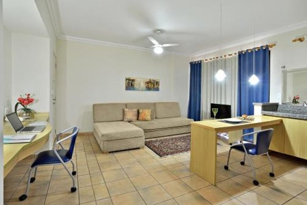 Plaza Inn Flat Araxa - фото 7