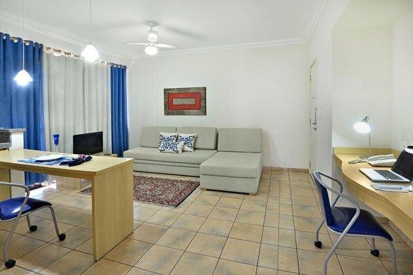 Plaza Inn Flat Araxa - фото 8