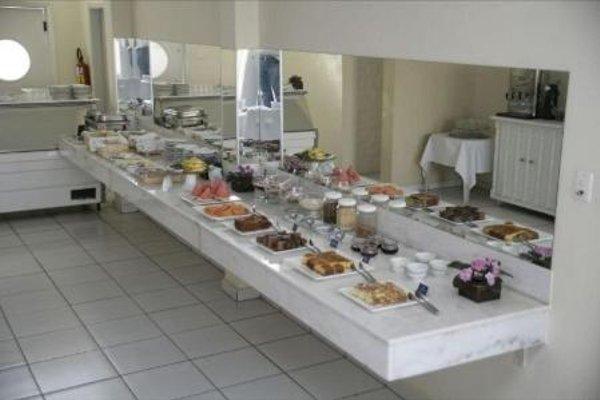 Hotel Uirapuru - фото 14