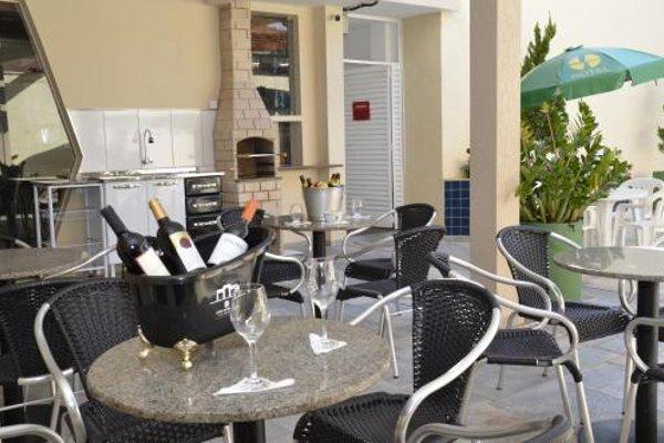 Astron Hotel Chamonix Aracatuba - 13