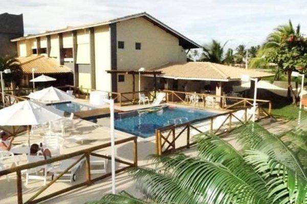 Hotel Pousada do Sol - фото 34