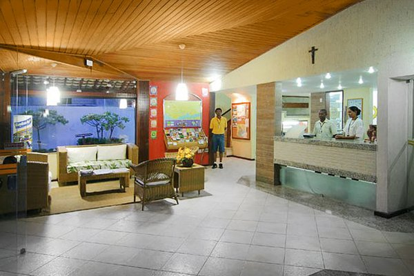 Hotel Pousada do Sol - фото 11