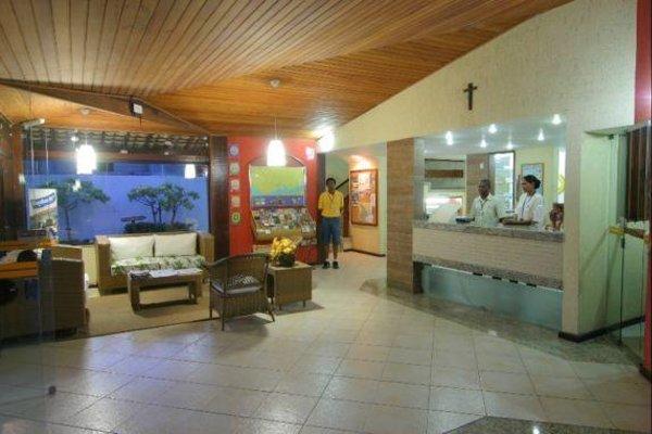 Hotel Pousada do Sol - фото 12