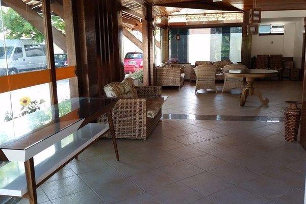 Hotel Pousada do Sol - фото 13