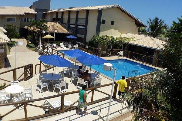 Hotel Pousada do Sol - фото 19