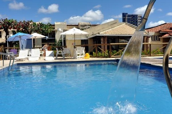 Hotel Pousada do Sol - фото 21