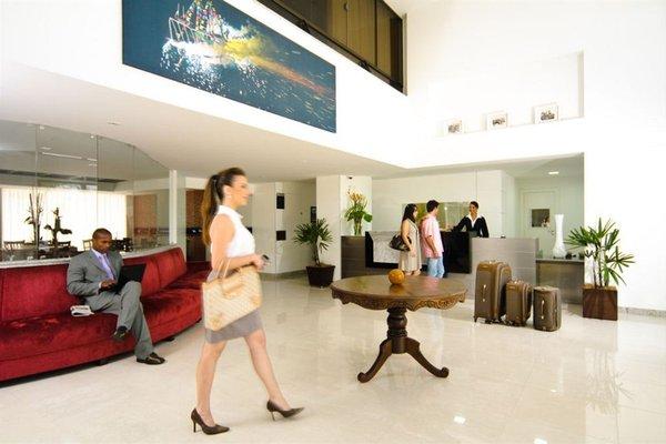 Del Canto Hotel - фото 16