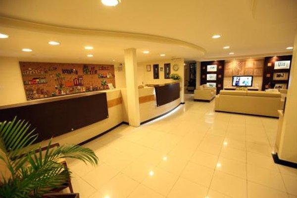 San Manuel Praia Hotel - фото 15