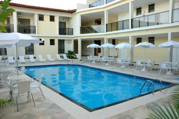San Manuel Praia Hotel - фото 20