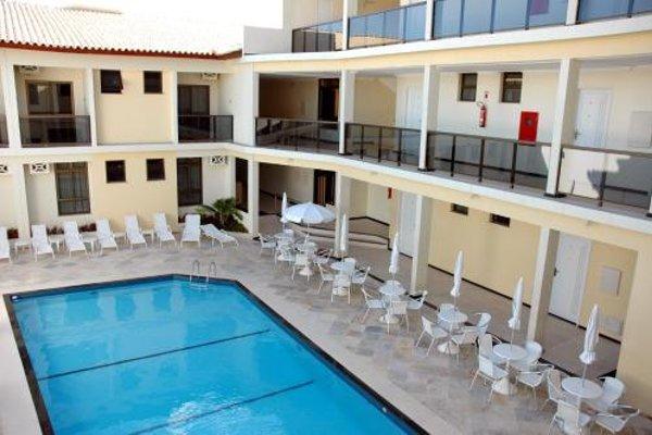 San Manuel Praia Hotel - фото 21