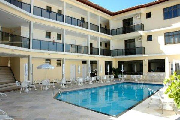 San Manuel Praia Hotel - фото 22