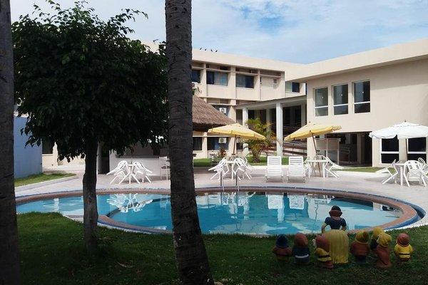 Aracaju Praia Hotel - 23