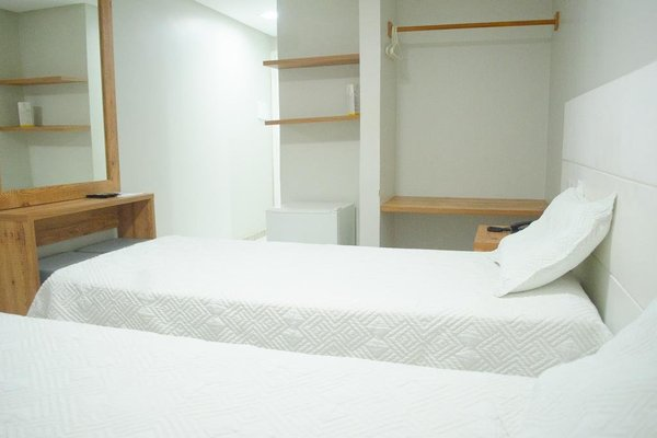 Aracaju Praia Hotel - 9