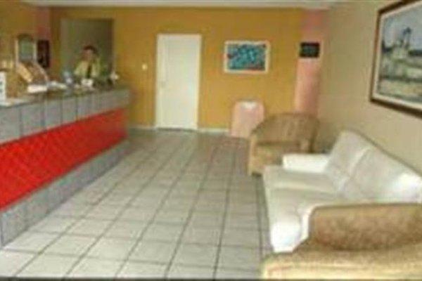 Tropical Praia Hotel - фото 12