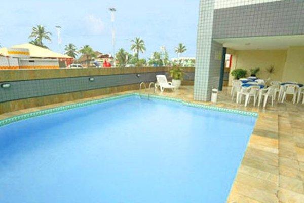 Tropical Praia Hotel - фото 17