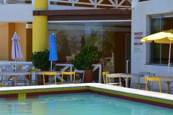 Jatoba Praia Hotel - 16