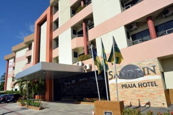 Sandrin Praia Hotel - фото 22