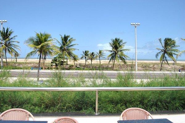 Hotel Algas Marinhas - фото 19