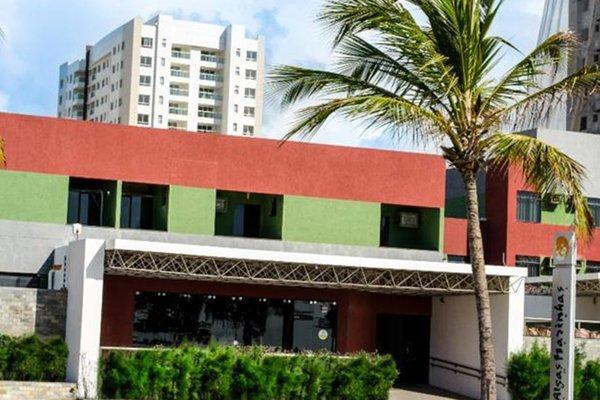Hotel Algas Marinhas - фото 22