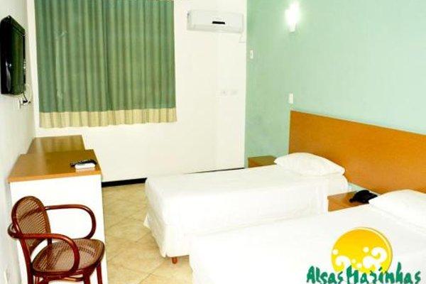 Hotel Algas Marinhas - фото 4