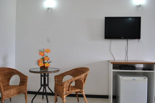 Hotel Algas Marinhas - фото 6