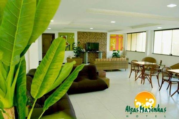 Hotel Algas Marinhas - фото 7