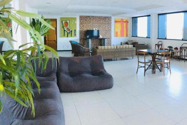 Hotel Algas Marinhas - фото 8