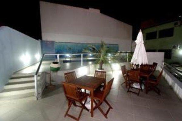 Alto da Praia Hotel - фото 11