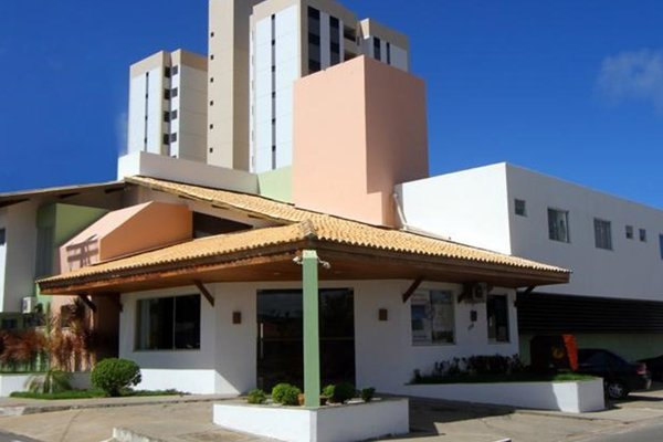Alto da Praia Hotel - фото 21