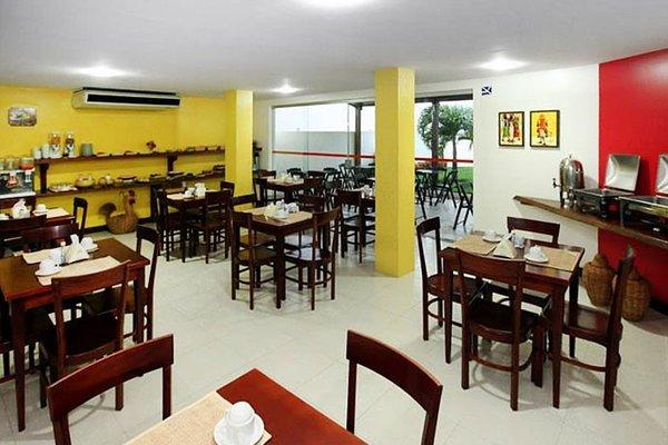 Alto da Praia Hotel - 9