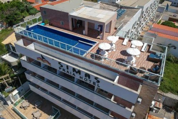 Simas Praia Hotel - 50