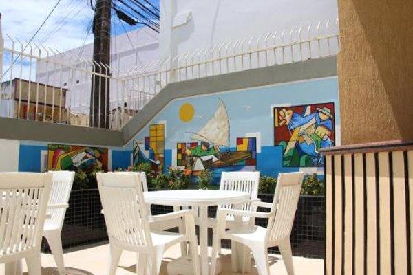 Hotel Jangadeiro - фото 12