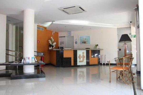 Hotel Jangadeiro - фото 17