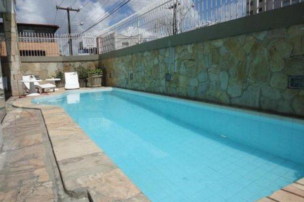Hotel Jangadeiro - фото 22