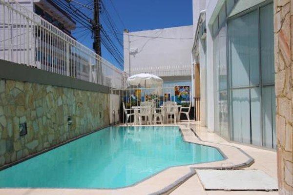 Hotel Jangadeiro - фото 23