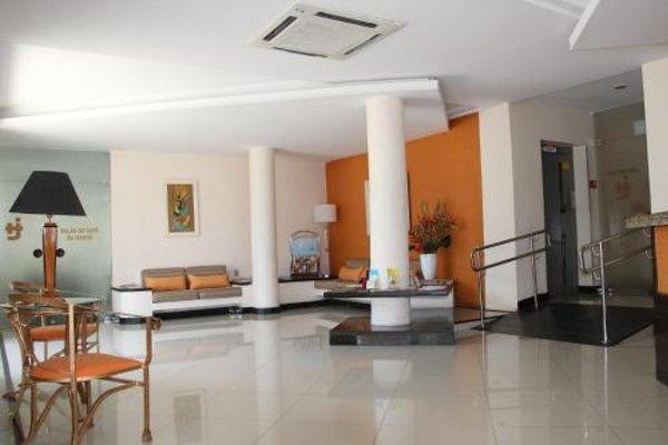 Hotel Jangadeiro - фото 9