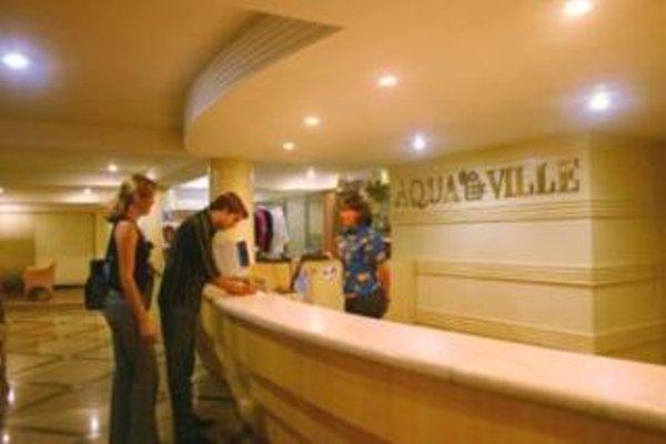 Aquaville Resort - 16