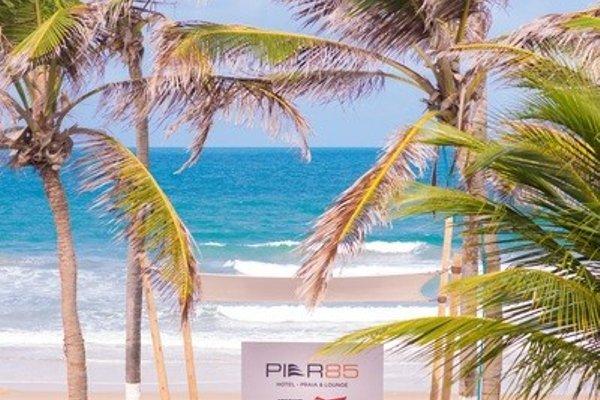 Pier 85 Hotel Praia & Lounge - 50