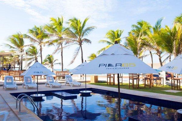 Pier 85 Hotel Praia & Lounge - 21