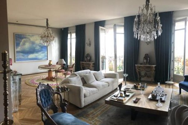 Foch Elysees Apartment - 6