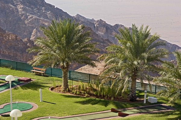 Mercure Grand Jebel Hafeet - фото 16