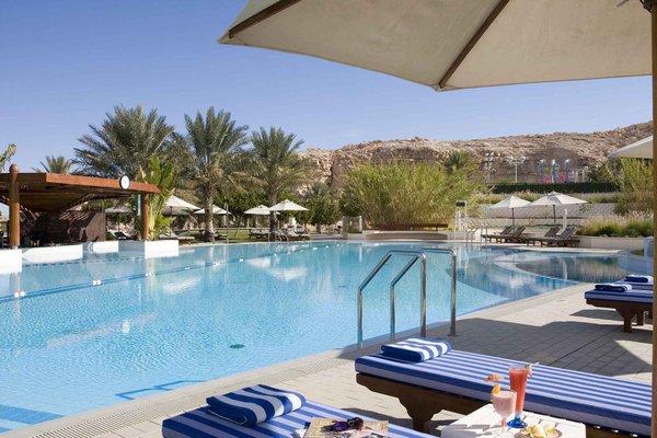 Mercure Grand Jebel Hafeet - фото 19