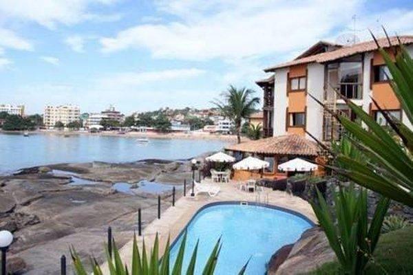 Hotel Pontal das Rochas - фото 14
