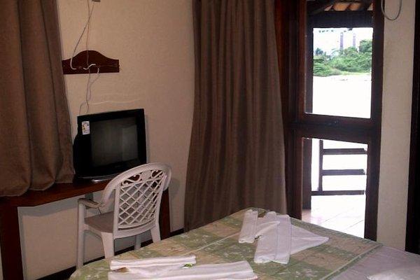 Hotel Pontal das Rochas - фото 6